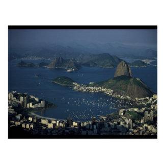 Rio de Janeiro View Postcard