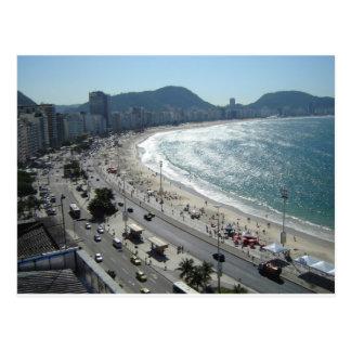 Rio de Janiero   Post Card