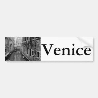 Rio del Paradiso, Venice Bumper Sticker