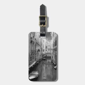 Rio del Paradiso, Venice Luggage Tag