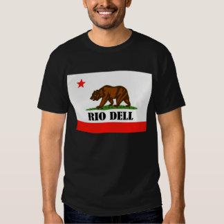 Rio Dell, California Tshirts