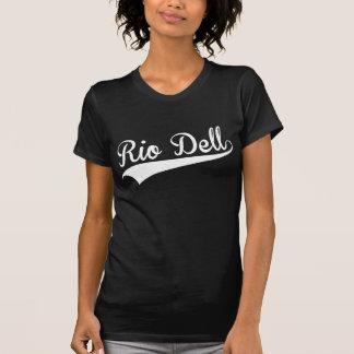 Rio Dell, Retro, T-Shirt