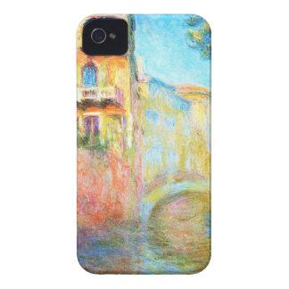 Rio della Salute  Claude Monet iPhone 4 Cases
