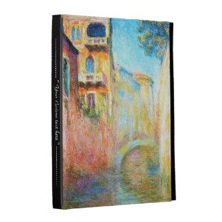Rio della Salute  Claude Monet iPad Folio Case