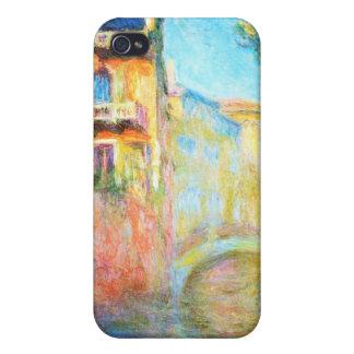 Rio della Salute  Claude Monet iPhone 4/4S Case