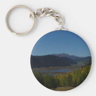 Rio Grande Headwaters Key Ring