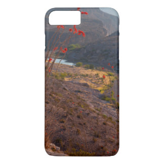 Rio Grande Running Through Chihuahuan Desert iPhone 8 Plus/7 Plus Case