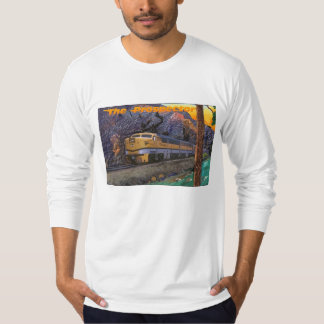 Rio Grande's Prospector in the Royal Gorge T-shirts
