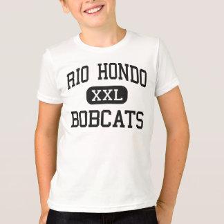 Rio Hondo - Bobcats - High - Rio Hondo Texas T-Shirt