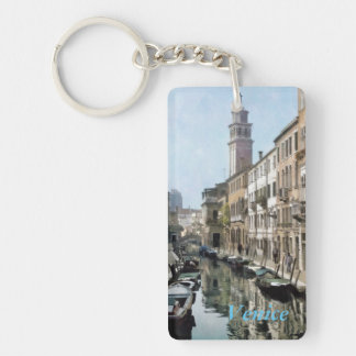 Rio Ognissanti, Venice Key Ring