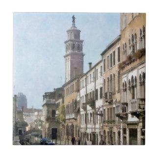 Rio Ognissanti, Venice Tile
