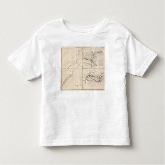 Rio Paraguay chutes, Rio Parana in Iguazu Toddler T-Shirt