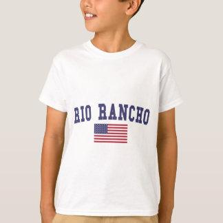 Rio Rancho US Flag Tee Shirt