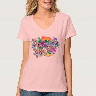Rio Sunset Tee Shirts