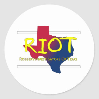 RIOT Gear Stickers