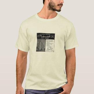 Riot House - Continental Hyatt House, LA Advert T-Shirt