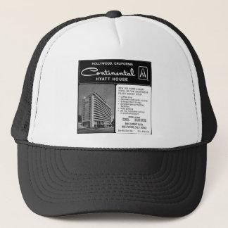 Riot House - Continental Hyatt House, LA Trucker Hat