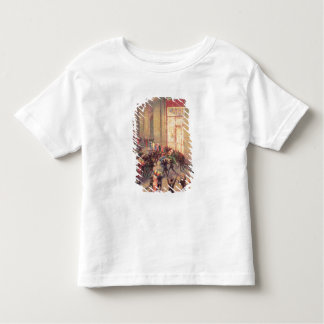 Riot in the Galleria, 1909 (oil on canvas) Toddler T-Shirt
