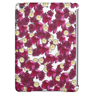Riot of Flowers iPad Case by KCS