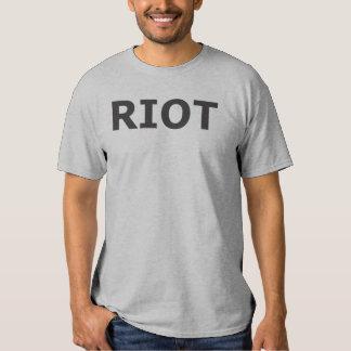 Riot T-Shirt - 80s Tees