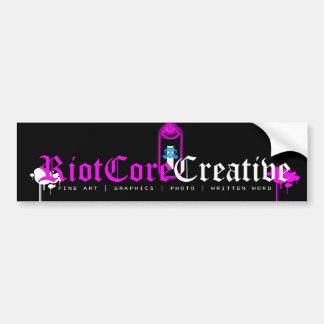 RiotCore Bumper Sticker