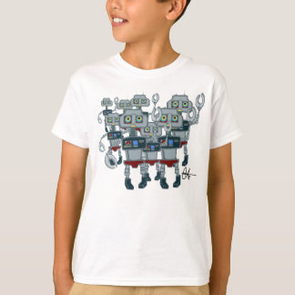 Rioting Robots T-Shirt
