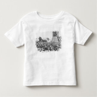 Riots in the West End of London Toddler T-Shirt