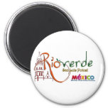 Rioverde SLP Items 6 Cm Round Magnet