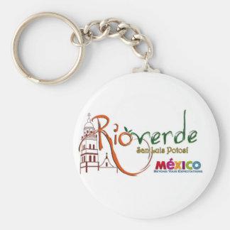 Rioverde SLP Items Keychain