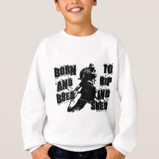 Rip And Shred Sweatshirt