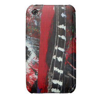 Rip City!  Red, Black & White iPhone 3 Cover