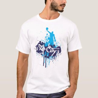 Rip City Splash Baller T-Shirt