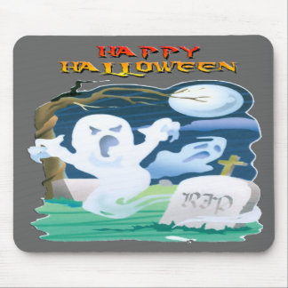 RIP Ghosts Mouse Pad