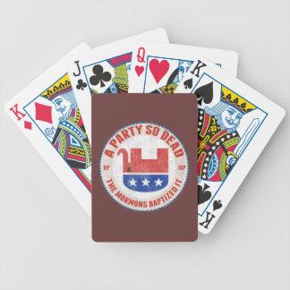 RIP-GOP CARD DECKS