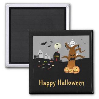 RIP Graveyard Halloween Magnet