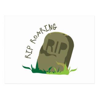 RIP Roaring Postcard