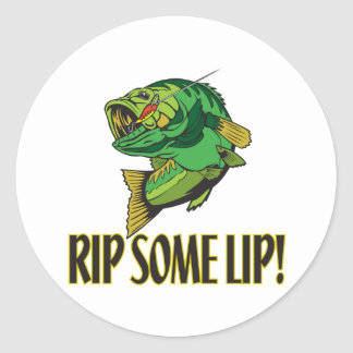 Rip Some Lip Stickers