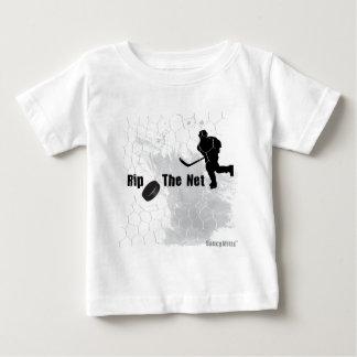 Rip the Net Hockey Baby T-Shirt