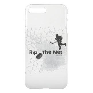 Rip the Net Hockey Player iPhone 7 Plus Case