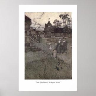 Rip Van Winkle: The Original Settlers Poster