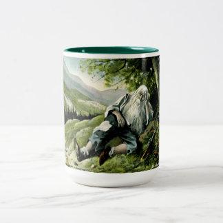 Rip Van Winkle Vintage Mugs
