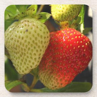 Ripe Strawberries Coaster