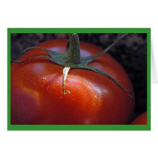 """"""" Ripe Tomato"""" Card"""
