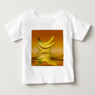Ripe Yellow Bananas Baby T-Shirt