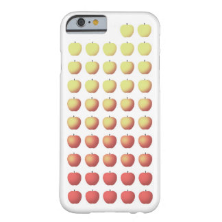 Ripening apples iPhone 6/6s case