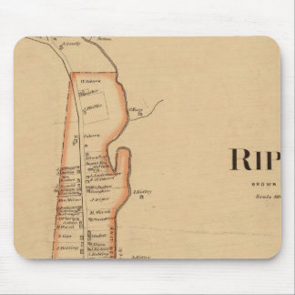 Ripley, Ohio Mouse Mat
