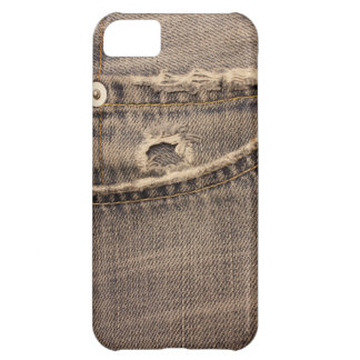 Ripped Jeans Pocket iPhone4 Case-Mate ID iPhone 5C Case