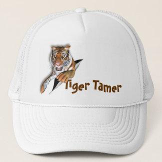 Ripping Tiger Design Trucker Hat