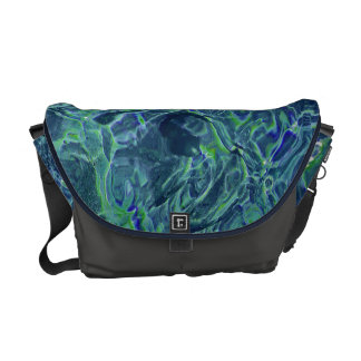 Ripples and glitter in Baja Commuter Bags