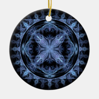 Ripples Christmas Ornament